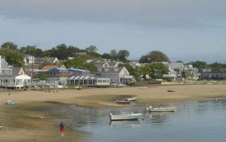 Cape Cod shore photo
