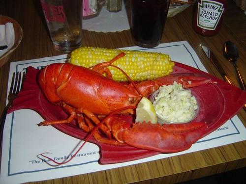 Lobster Dinner photo