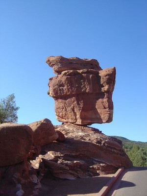 Large Rock photo