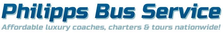 Philipps Bus Service, Inc. Retina Logo